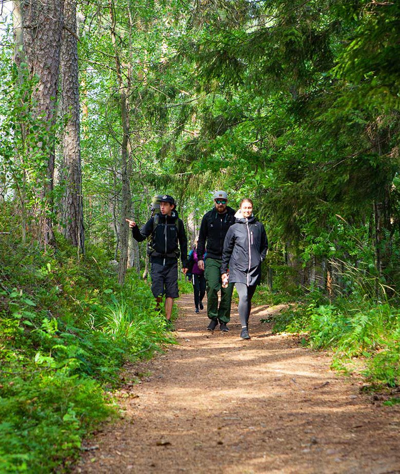 Day trips from Helsinki into the Finnish wilderness