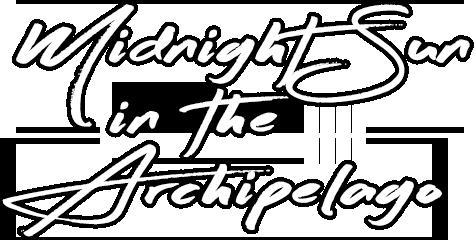 Midnight sun Helsinki tour title image
